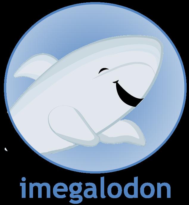 imegalodon Logo