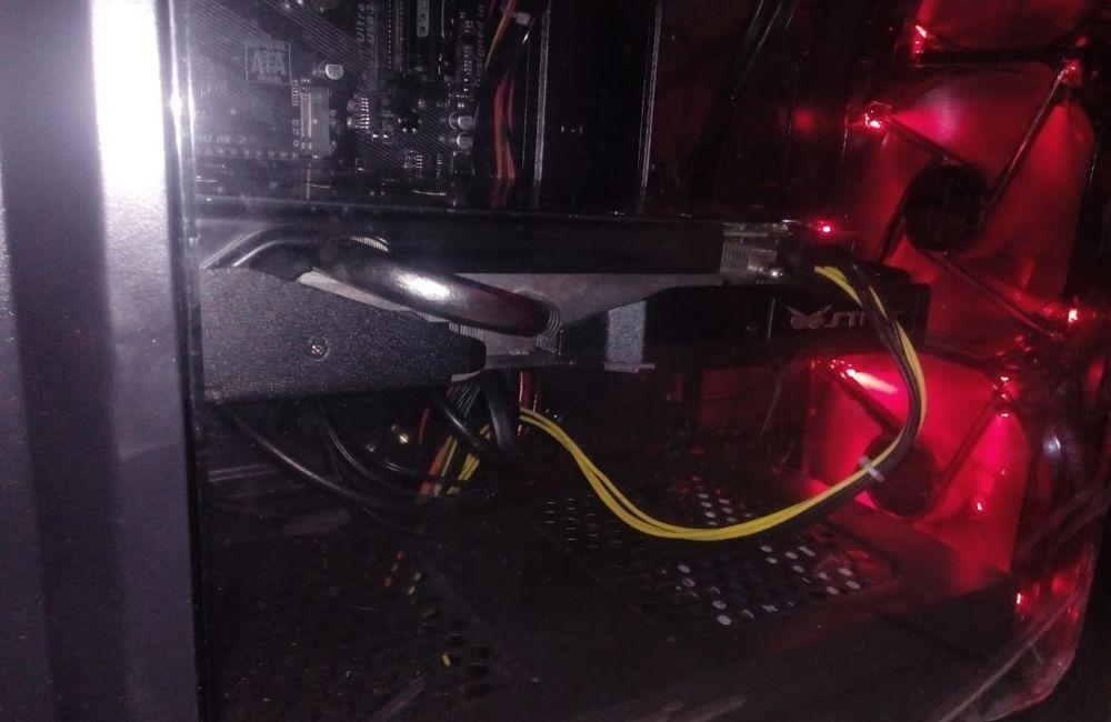 Instalación de Hadware